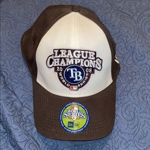 Accessories - Tampa Bay 2008 World Series Hat